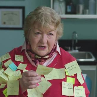 "The Best Work You May Never See: Chris Hooper Directs Highmark's ""Sticky Notes"" For Partners + Napier"