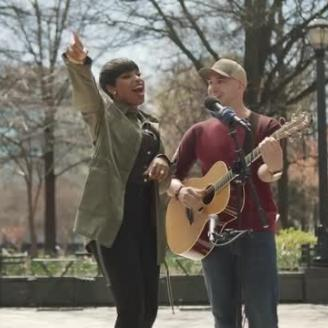 "BBDO NY, Jennifer Hudson Team on ""Duet"" For American Family Insurance"
