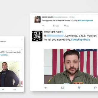 "The Best Work You May Never See: Wing, Southern Poverty Law Center Enlist Vets To ""Fight Hate"""