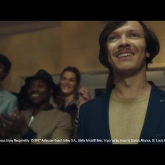 "Joachim Back Directs ""Party Trick"" For Stella Artois, Mother"