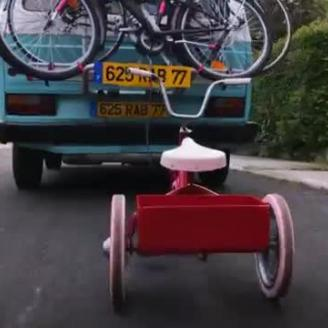 "Top Spot of the Week: Michel Gondry Takes ""Detour"" In Short Film For Apple"