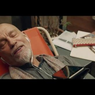 """Emmy Nominee: Squarespace's """"Calling JohnMalkovich.com""""From JohnXHannes"""