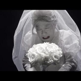 "Clear's ""Butoh—Bridezilla"""