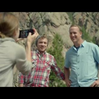 """Brigg Bloomquist Directs, Protects Peyton Manning In """"Hikers""""For OtterBox, CP+B"""