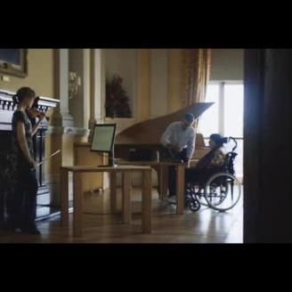 "Top Spot of the Week: D.A.R.Y.L. Directs Volvo's ""Music of the Mind"" For Valenstein & Fatt, London"