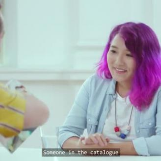 BBH Singapore Introduces Memory Champ/Master of the IKEA Catalogue