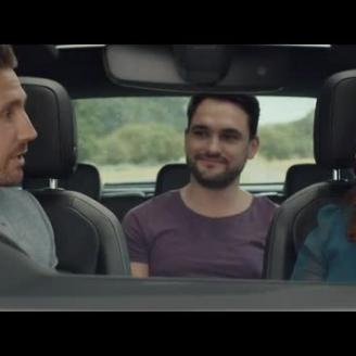 "Director Max Fisher, adam&eveDDB Deliver ""Second Speech"" For Volkswagen UK"