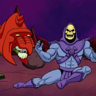 J.J. Sedelmaier Brings He-Man and Skeletor Back In GEICO :30 From The Martin Agency