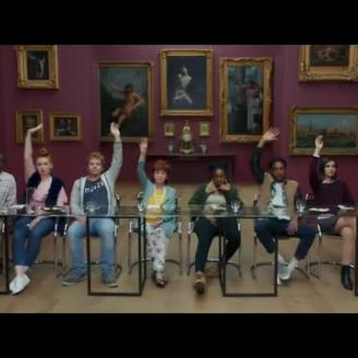"Colonel Blimp's Fred Rowson Directs ""Perfect Work of Art"" For UK's Art Fund"
