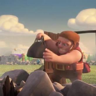 "Clash of Clans ""Bye Bye Builder"""