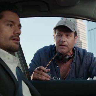 "Traktor, 22squared, Arcade Team On ""Stunt Man""For Toyota"
