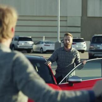"""Director Steve Rogers, Venables Bell & Partners Meet In """"Parking Lot""""For Audi Holiday Spot"""