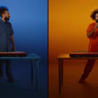 AJ Bleyer Directs Reggie Watts In Spot Promoting Speed of New Firefox Browser