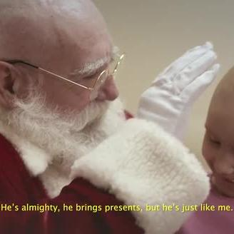 "The Best Work You May Never See: Dentsu Brazil, Bossa Nova Films, Santa Team On ""An Unforgettable Visit"" For Canon"