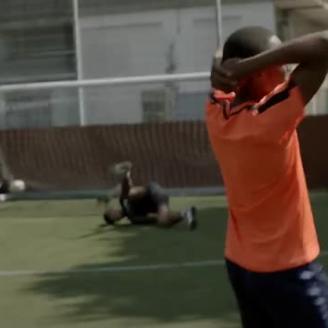 "Director Sam Pilling, W+K London ""Believe As One""For Nike, U.K. Soccer"
