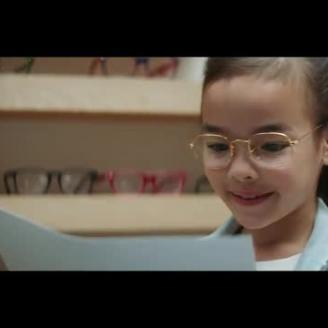 "Director Elle Ginter, Energy BBDO Team On ""Olivia"" For Pearle Vision"
