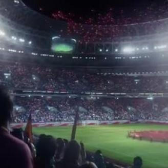"""Budweiser's """"Light Up The FIFA World Cup"""""""