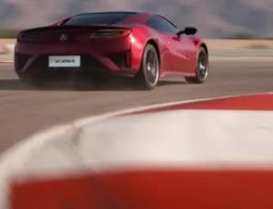 Chromista's Alessandro Pacciani Directs Adrenaline Surge For Acura NSX and mcgarrybowen, Shanghai