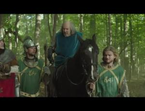 "Director Tom Kuntz, McCann NY Go ""Medieval"" For New York Lottery"