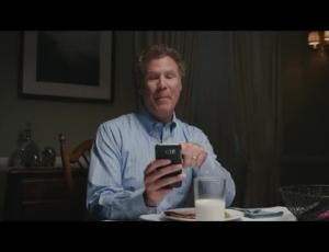 Clay Weiner Directs Will Ferrell At Family Dinner Table For Common Sense, GS&P