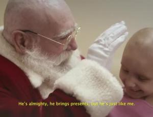 """The Best Work You May Never See: Dentsu Brazil, Bossa Nova Films, Santa Team On """"An Unforgettable Visit""""For Canon"""