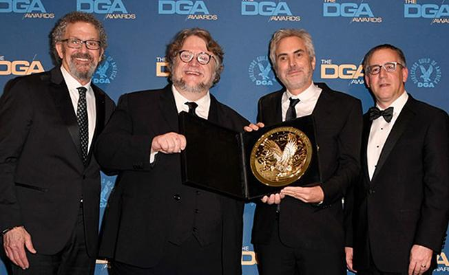 Alfonso Cuarón Wins DGA Feature Film Award For