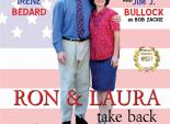 "Poster from ""Ron and Laura Take Back America"""