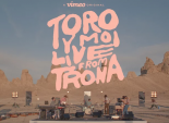Live concert film trailer Toro Y Moi: Live From Trona Trailer