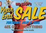year end vfx sale