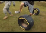 """Goodyear's """"Support Our Troops Boot Camp Challenge"""" Teaser"""