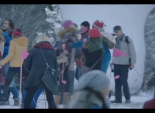 "T-Mobile's ""Snow Golf"""