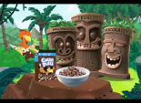 "General Mills' ""Chocolate Island"""
