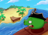 Calabash Animation Mounts A Pirate Big Attack For Hasbro's New Angry Birds Jenga Game
