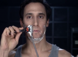 "Gillette Fusion ProGlide with Flexball Technology's ""One Stroke Shave"""