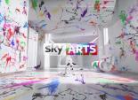 "MPC, Director Adam Wells Create ""Dog""Identity For Sky Arts"