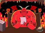 Anomaly London's Xmas Short Wreaks Havoc On Satan